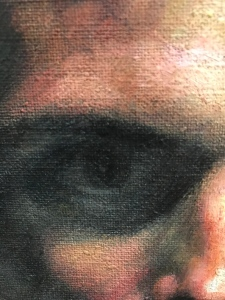 Newberry, Facing Oblivion, detail 3