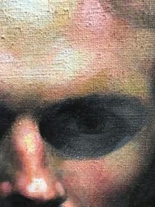 Newberry, Facing Oblivion, detail 2
