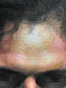 Newberry, Facing Oblivion, detail 4