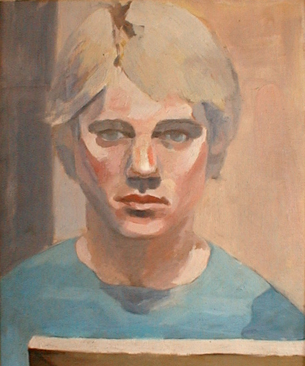 Self Portrait from 1975