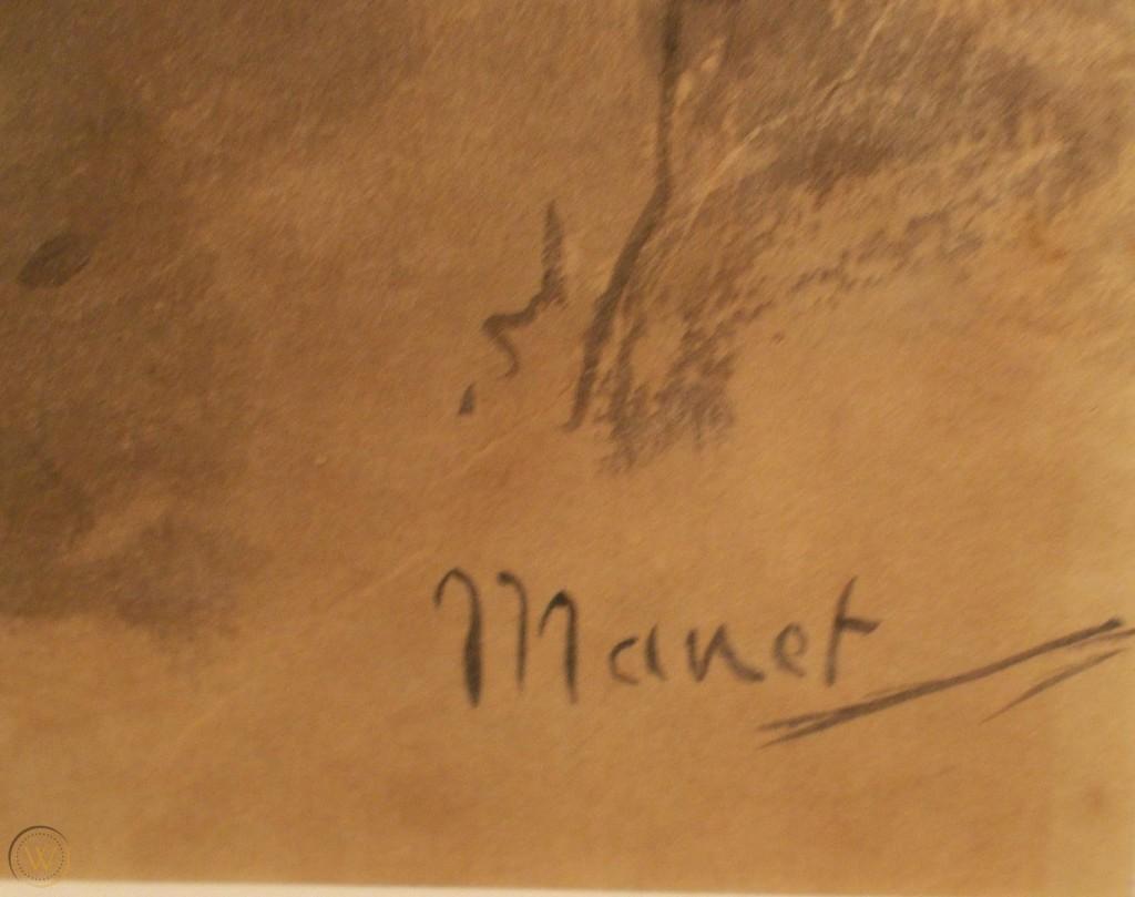 manet signature