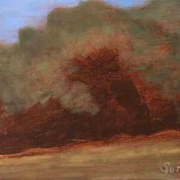 Works from our Idyllwild Plein Air Workshop
