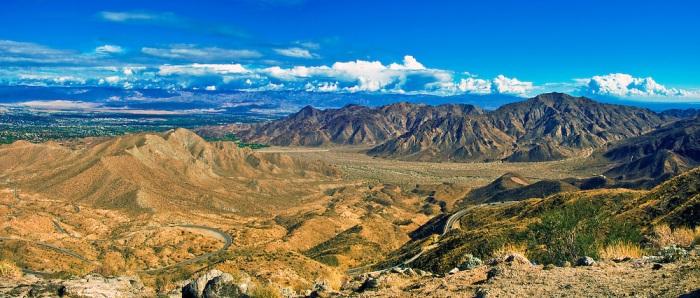 El Paseo Drive, Palm Desert CA,