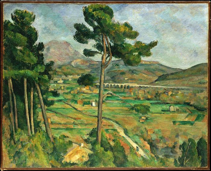 Cezanne, Mont Sainte Victoire