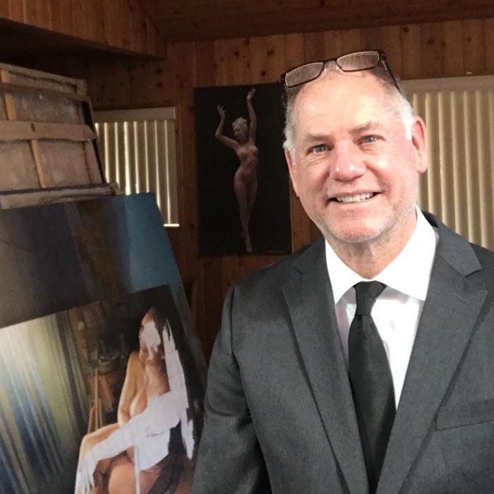 Michael Newberry, Idyllwild, Thanksgiving Day 2020