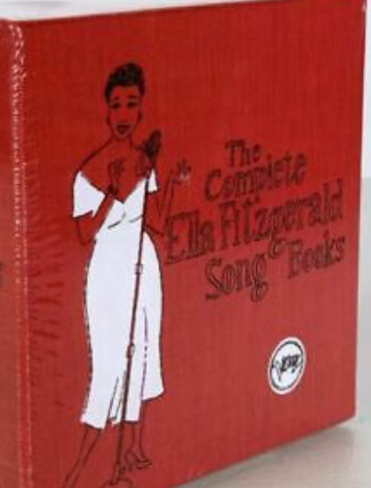 Ella Fitzgerald The Complete Original Song Books