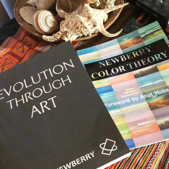 Newberry Color Theory and Evolution Through Art