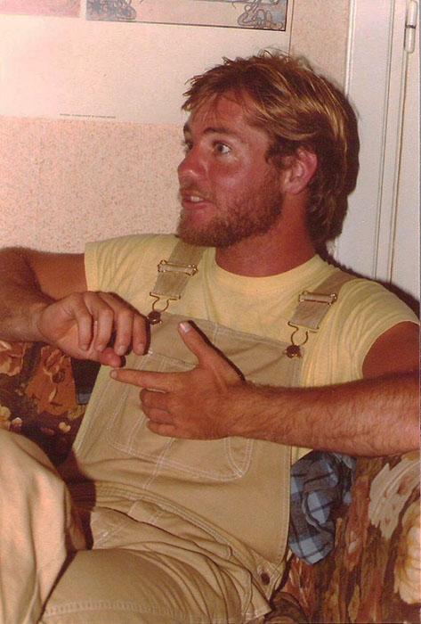 Michael Newberry, circa 1978