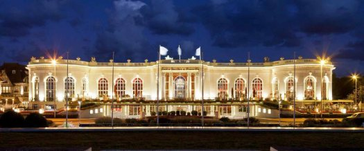 Royal Barriere Hotel in Deauville, France
