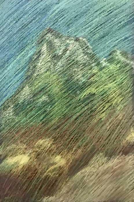 Luxman Nathan, Tahquitz Rock