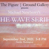 Upcoming Solo Show, The Wave Series, September 2